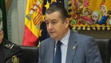 El senador y presidente del PP en Cádiz, Antonio Sanz