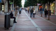 Calle Ancha de Algeciras. Foto Sergio Rodriguez
