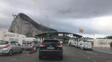Paso de la verja de Gibraltar