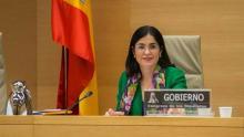 Ministra Carolina Darias