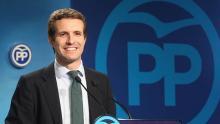 Pablo Casado, líder actual del PP en España