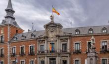 Palacio de Santa Cruz, sede del Ministerio de Exteriores