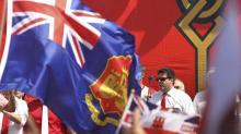Picardo, en el National Day de Gibraltar