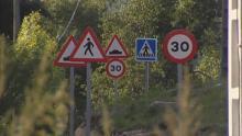 Proliferación señales tráfico
