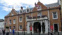 The Convent, residencia del gobernador británico en Gibraltar