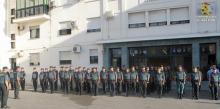 La Guardia Civil de la comarca celebrará el miércoles los 175 años de historia de la creación del Instituto Armado