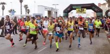 El crossista Mohammed Blal y el maratoniano Javier Díaz carretero entre los profesionales inscritos en la XI Carrera del Estrecho