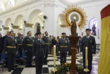 La Guardia Civil de Los Barrios celebra la festividad de su Patrona