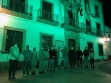 El Ayuntamiento celebra el Día de las Personas con Discapacidad y apoya 'Súmate al Verde' de Asansull