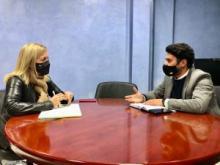 Dávila y Pajares mantienen una reunión de coordinación sobre políticas de turismo