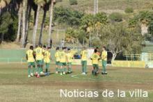 Suspendido el encuentro entre la Unión Deportiva y la AD Ceuta