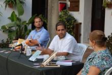 Luis Otero presentó la 'Segunda Oportunidad' vital de un nuevo Robinson Crusoe