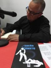 """Ortega presenta """"El Sueño de Tánato"""" en Algeciras el próximo día 6 de mayo"""