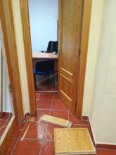 El PSOE vuelve a preocuparse por los robos en dependencias municipales