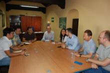 Gil trabaja con la UCA para implantar soluciones innovadoras vinculadas al concepto de Smart City