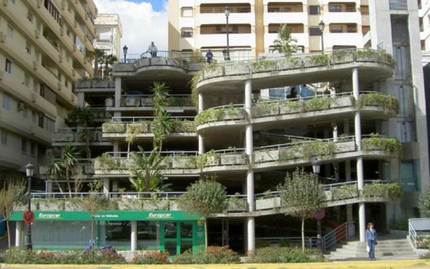 Contratación propone la adjudicación de la demolición de la Escalinata