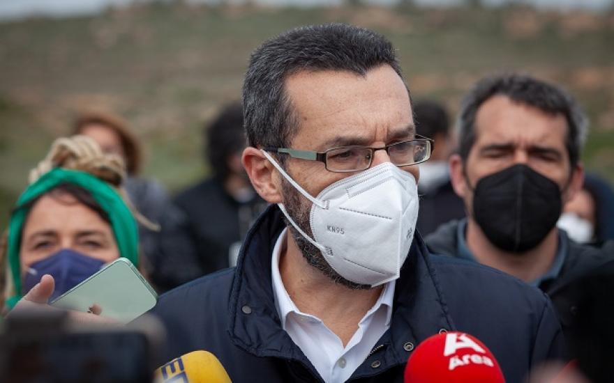 Juan Franco, en una imagen de archivo. Foto: Sergio Rodríguez
