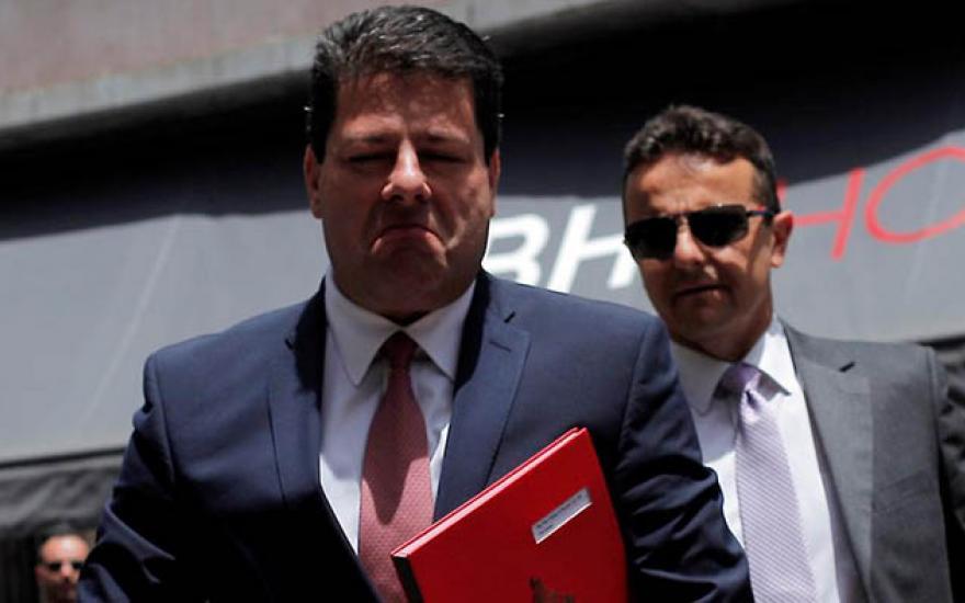 Fabian Picardo, ministro Principal de Gibraltar.