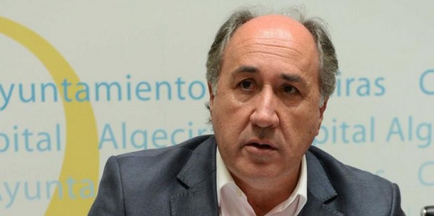 Landaluce reclama a Marlaska más inversiones para el Campo de Gibraltar