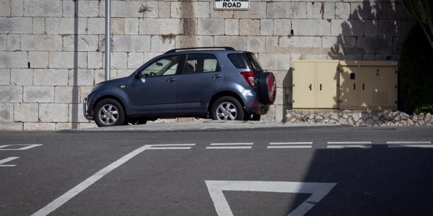 Imagen de Line Wall Road. Sergio Rodríguez