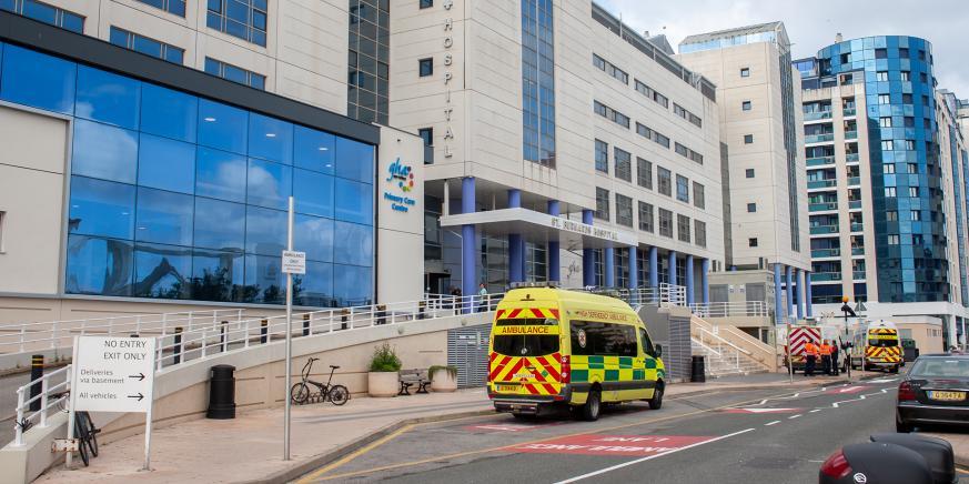 Hospital de Gibraltar. Foto NG