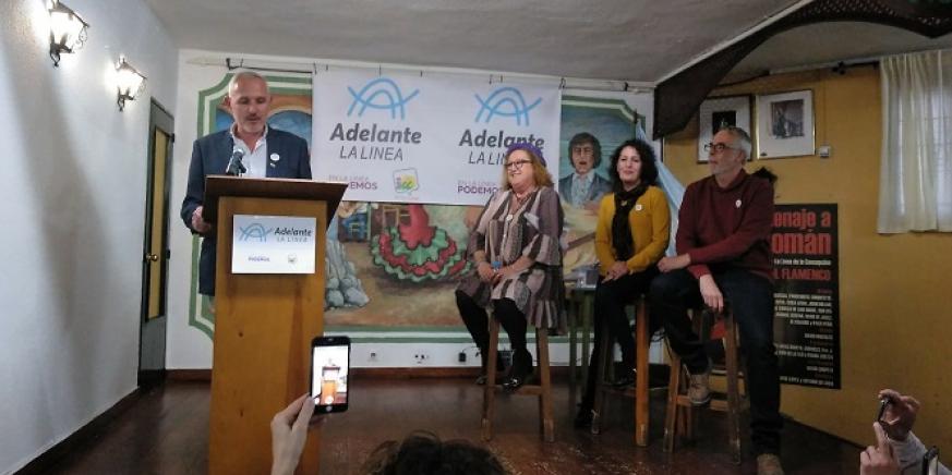 Francisco Dorado será el candidato a la alcaldía de Adelante La Línea