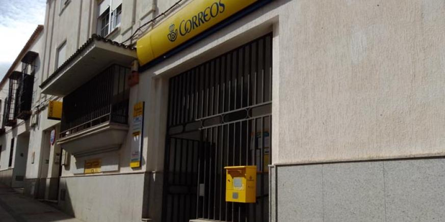 Oficinas de Correos en San Roque