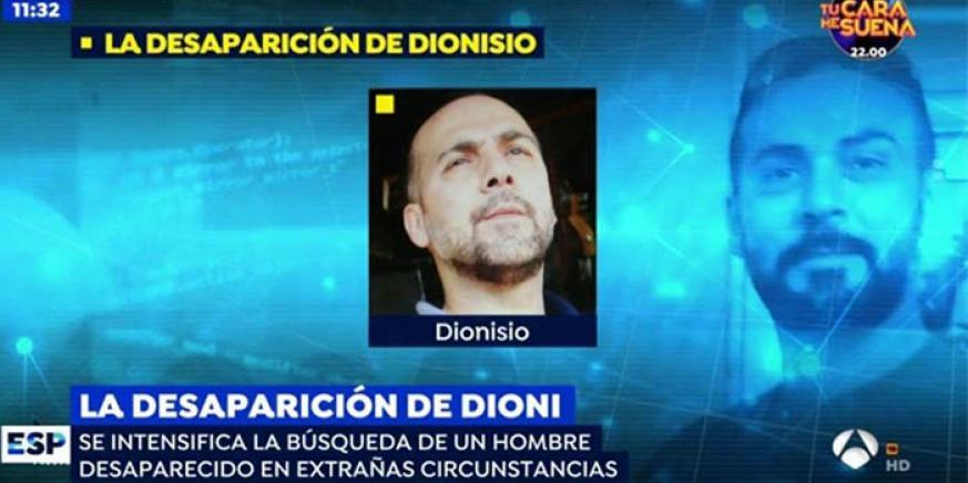 Captura de pantalla de pantalla del programa de Antena 3 TV, Espejo Público