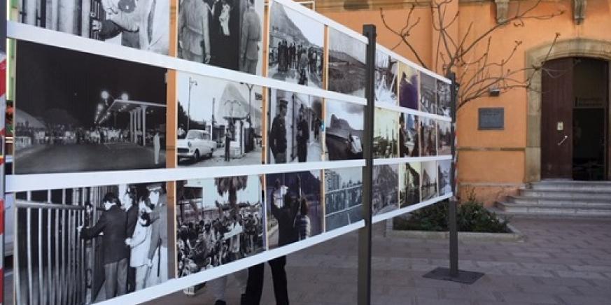Algunas de las imágenes de la exposición