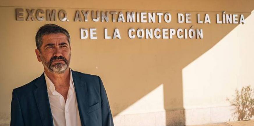 Juan Pablo Arriaga es el candidato del PP a la alcaldía de La Línea