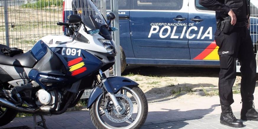 Efectivos de la Policía Nacional. Foto NG