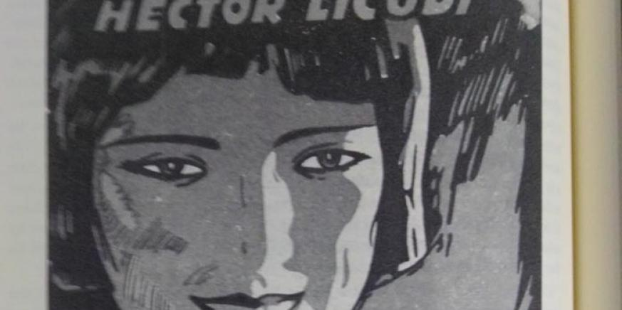Portada de Barbarita, de Héctor Licudi