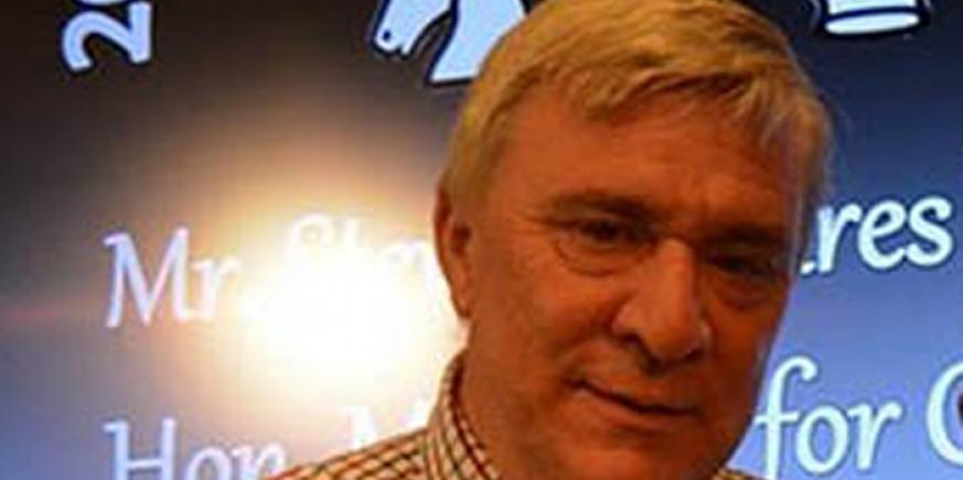 El ministro Steven Linares. Foto GG