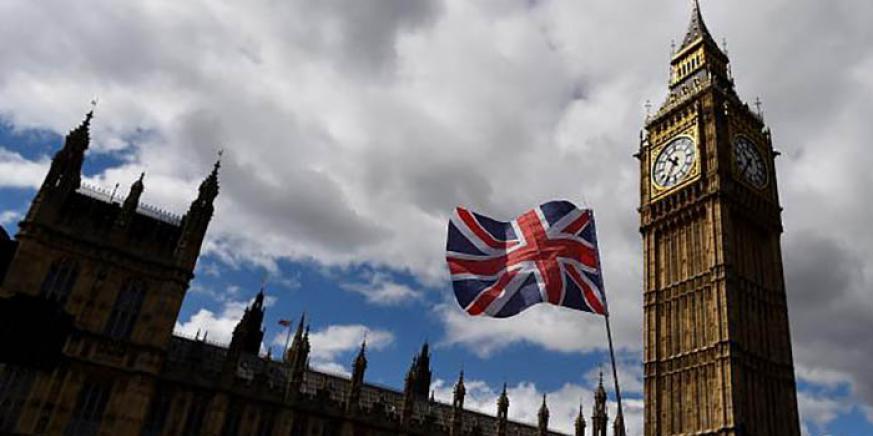 Westminster, sede del Parlamento británico